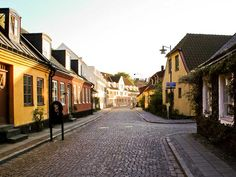 Lund, Sweden. Lovely city!