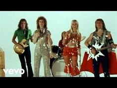 Find ABBA songs lyrics also Abba - Ring, Ring music lyrics. Kinds Of Music, Music Love, Pop Music, Abba Songs Lyrics, Music Songs, Music Lyrics, Abba Videos, Music Videos, Does Your Mother Know