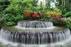 Garden water features http://amazingmaterial.com/wp-content/uploads/2013/11/Singapore-Botanic-Garden1.jpg