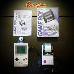 Game Boy, GB Camera & GB Printer. Love all accessories!  #Gameboy #GB #Nintendo #Camara #Fotos #Printer #8bit #HandHeld #Pixel #80s #IgersNintendo #RetroLove #Vintage #Nostalgia #Coleccionista #Colección #Collector #Collection #Retrocollector #Retrocollection #RetroCollective #RetroCollectiveSpain #Retrogames #Retrogaming #RetroGamer #Retro #Gamer #Videogames #Videojuegos #RetroZona