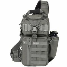 The Maxpedition Sitka Gearslinger is a great tactical day pack. It easily  rotates to the b098096e5f612