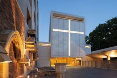 St Barnabas Church | Francis-Jones Morehen Thorp-FJMT | Archinect
