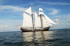 Tall ship Unicorn provides leadership opportunities for teen girls ...