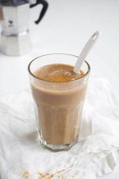 Koffie smoothie