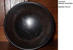 antique Rosewood bowl