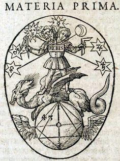 Hermes Trismegistus - Occvlta philosophia (1613). source