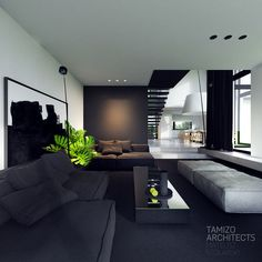 - house interior design - house interior design on Behance The decoration of home is compared to an exhibit space that reveals our own tas.