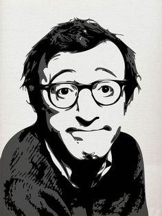 http://www.iampat.co.uk/shop/film/woody-allen-painting/