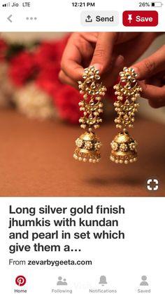 Pearl Set, Bangles, Bracelets, Jewellery, Earrings, Silver, Gold, Fashion, Ear Rings