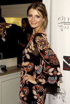 Mischa Barton Photos Photos - Steve Sadove And Graydon Carter Celebrate Saks Fifth Avenue & Vanity Fair - Zimbio