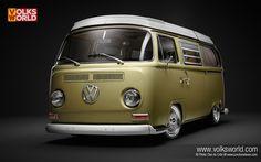 1971 Bay Window Westfalia - Best of 2014 - VolksWorld