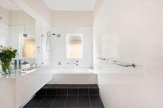small bathroom - gladesville