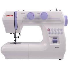 Máquina de coser Janome 1008 OJAL