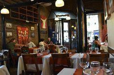 Restaurante Calden del Soho- Possible family dinner night location before ceremony