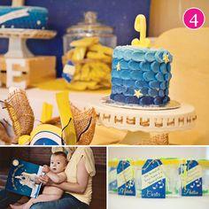 {Party of Tangled Birthday, Ice Cream Social, Superhero Birthday, First Birthday & Mario Party // Hostess with the Mostess® First Birthday Party Themes, Adult Birthday Party, Boy Birthday, Birthday Ideas, Storybook Baby Shower, Tangled Birthday, Ice Cream Social, Party Places, Mario Party