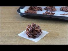 Rose del deserto alla Nutella | Le Ricette di Libellula