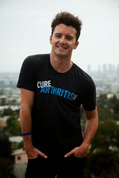 From the Hamptons to Hollywood... Arthritis Awareness Month! A blog post from our own Kyle Langan!