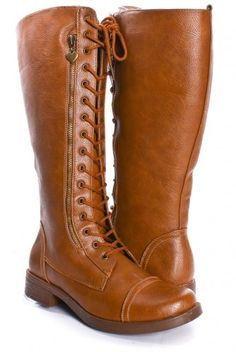 love lace up boots