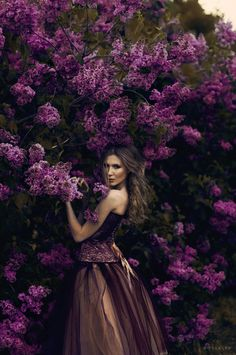 Lovely!! Lilac ** by ~rossalev-andrey on deviantART