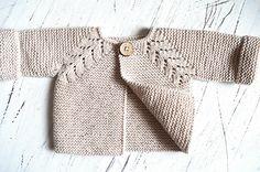 Ravelry: Norwegian Fir, top down cardigan pattern by OGE Knitwear Designs