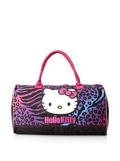 38% OFF Hello Kitty Kid s Animal Duffel Bag 9f7a816dddc08