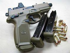 FNP .45acp tactical