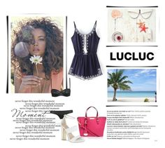 """www.lucluc.com"" by nahed-samer ❤ liked on Polyvore featuring Balmain, Carvela Kurt Geiger, Carvela, women's clothing, women's fashion, women, female, woman, misses and juniors"