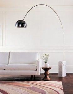 Arco Lamp. So fetch. One day I'll get the real thing, for now my replica will do :)