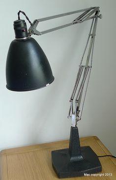 Lamp rewire anglepoise Original Anglepoise