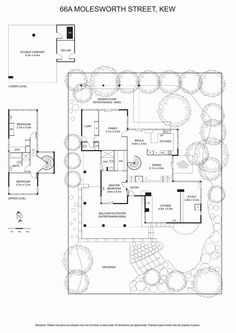 1000 images about mid century atrium courtyard house on for Century homes floor plans