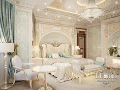 Bedroom Design in Dubai, Gorgeous Bedroom, Photo 5