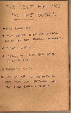 The best list
