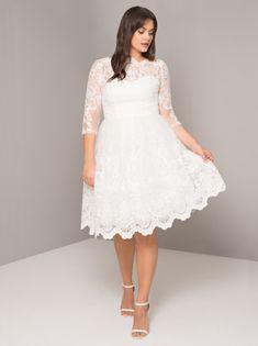 7695ae187fa Chi Chi Curve Flora Dress - chichiclothing.com Weird Wedding Dress