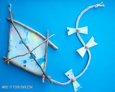 hello, Wonderful - KID-MADE DECORATIVE DRIFTWOOD KITE