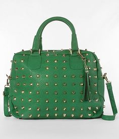 Studded Doctor's Bag.. love this!