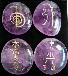 How to make your own reiki crystals.