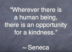 Seneca - Amy Neumann: 14 Quotes to Inspire You