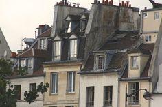 Paris rooftops Paris Rooftops, Multi Story Building, Spaces, Space