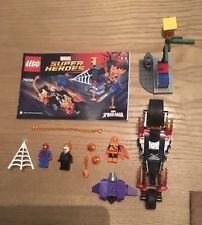 Lego Marvel 76058 Spider-Man Ghost Rider Team-up