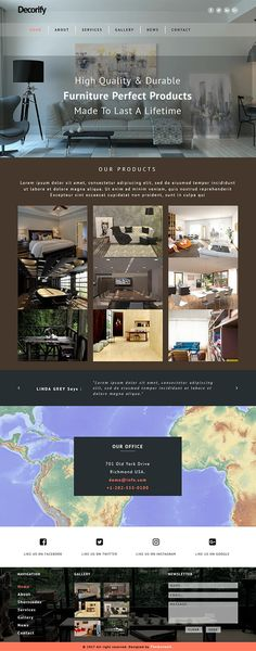 Flosix is a free HTML5 and CSS3 based onepage HTML template build ...