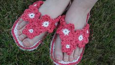 (Craft) How To - Turn crochet or knitted shoes into outdoor shoes