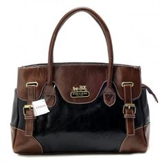 Coach leather satchel with front pockets and single strap - Bing Images Cheap Coach Handbags, Cheap Coach Bags, Handbags On Sale, Coach Purses Outlet, Coach Bags Outlet, Coach Leather Bag, Leather Satchel, Leather Bags, Fashion Handbags