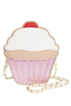 36cd1d56685 Nila Anthony 'Cupcake' Faux Leather Crossbody Bag | Nordstrom. Lederen  PortemonneesSchoudertassenDoe Het Zelf TassenRoze ...