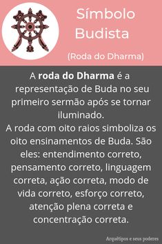Roda do Dharma Roda Do Dharma, Magic Spells, Book Of Shadows, Spiritual Awakening, Self Development, Buddhism, Wicca, Witchcraft, Spirituality