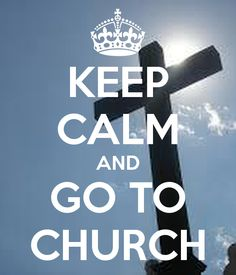 go to church more
