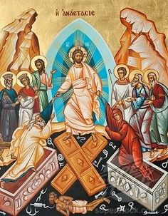 This is the Night -- an ancient homily for Holy Saturday