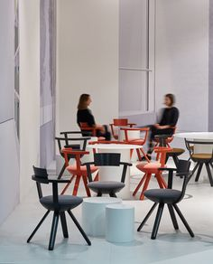 Rival. Konstantin Grcic says: The name Rival is not about competition, but about self-confidence. The Rival stands astride the strong history of Artek and Alvar Aalto. It doesn't hold back, but proudly says 'this is how we make furniture today'. Artek.