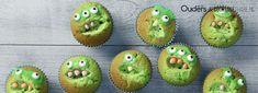 Kindertraktatie: monstercakejes - Libelle