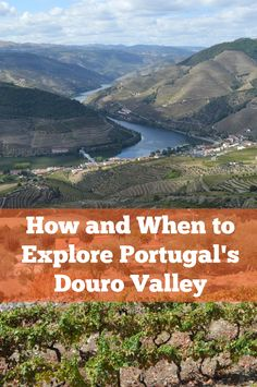 information about how and when to explore the Douro Valley, Portugal's World…