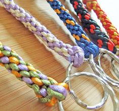 Kumihimo Braiding - Learn the 1,200 year old art of Kumihimo (Japanese Braiding). Make a simple key ring (£1) using this ancient technique which is easy to pick up but hard to put down! Kits available to purchase. Also, come and see our range of Japanese 'Makeaway' craft kits, origami papers, fabrics and more.